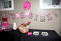 Minnie's Baby Shower at Sanjay's Place - Feb.8,2015