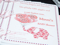 Minnie's Baby Shower - 15-Feb-2015